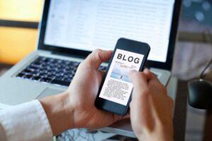 Blog per WordPress